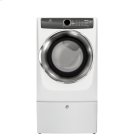 Front Load Perfect Steam Electric Dryer with Instant Refresh and 8 cycles - 8.0 Cu. Ft. Product Image