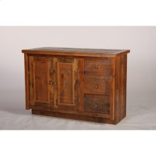 Stony Brooke 2 Door 3 Drawer Vanity With Wood Top