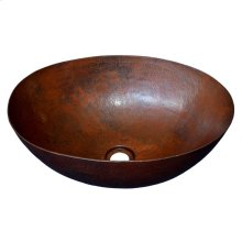 Maestro Oval in Antique Copper