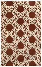 Oxford Rust Ivory
