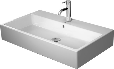 Vero Air Furniture Washbasin 1 Faucet Hole Punched