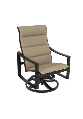 Kenzo Padded Sling Swivel Action Lounger