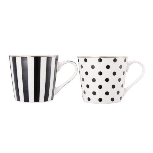 S/4 Tahiry Bold Coffee Cups