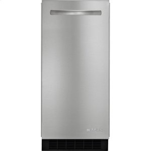 """JennAirEuro-Style 15"""" Under Counter Ice Machine with Factory Installed Drain Pump"""