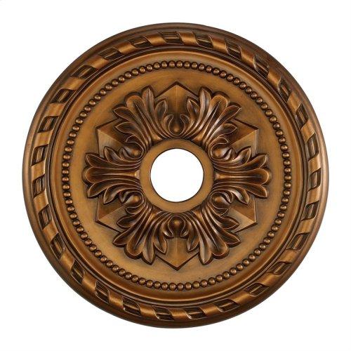 Corinthian Medallion 22 Inch in Antique Bronze Finish