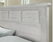 Louver King Headboard