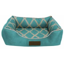 Comfy Pooch Diamond Printed Pet Bed HD95-60