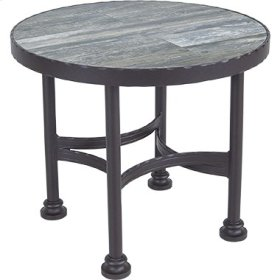 """24"""" Rd. Side Table"""