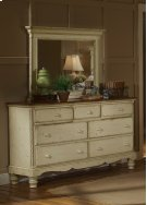 Wilshire Dresser Antique White Product Image