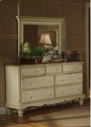 Wilshire Dresser Antique White Product Image