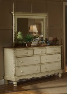 Wilshire Dresser Antique White