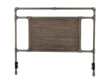 Elkton Headboard - Queen, Antique Brass Finish