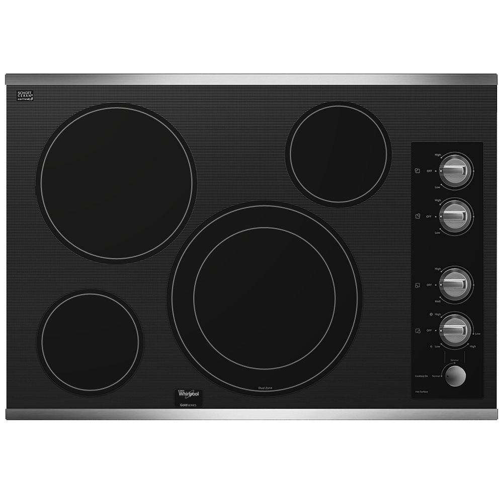30 Inch Glass Cooktop ~ Goldinch electric ceramic glass cooktop with quot