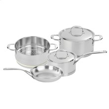 Demeyere Atlantis 7-Ply 6-pc Stainless Steel Cookware Set