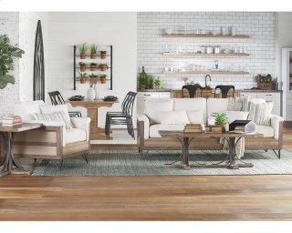 Architectural Paradigm Living Room