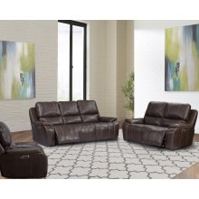 Potter Walnut Power Reclining Collection