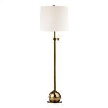 Floor Lamp - VINTAGE BRASS