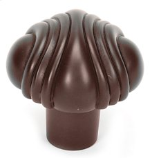 Venetian Knob A1501 - Chocolate Bronze