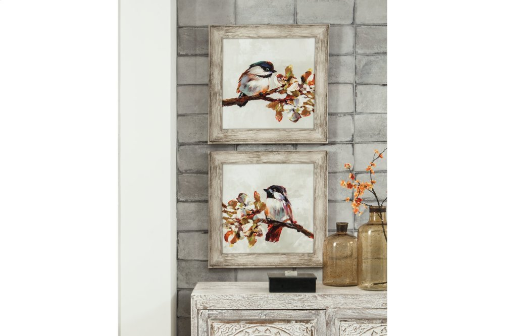 Wall Art Set (2/CN)