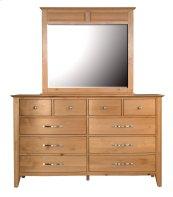 10-Drawer Dresser