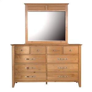 A America10-Drawer Dresser