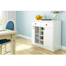 Sideboard - Pure White