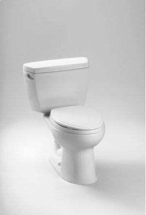 Colonial White Eco Drake® Toilet 1.28 GPF