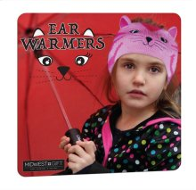 Kids' Ear Warmers Sign.