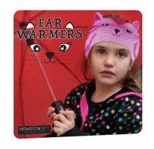 Kids' Ear Warmers Sign.