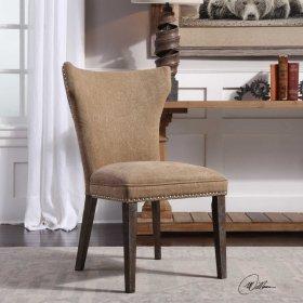 Aaronus, Armless Chair