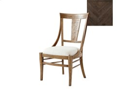 Solihull Dining Chair, Dark Echo Oak - Dark Echo Oak