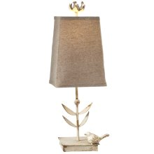 (126648) 1 ea Lamp with Bulb. (2 pc. assortment)
