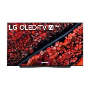 LG AppliancesLG C9 55 inch Class 4K Smart OLED TV w/AI ThinQ® (54.6'' Diag)