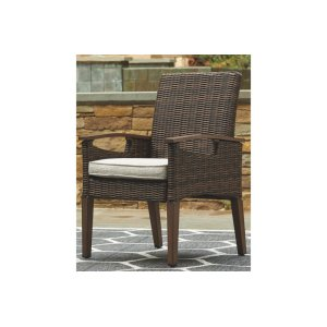 Ashley Furniture Arm Chair With Cushion (2/cn)