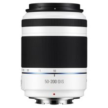 SAMSUNG 50-200mm F4-5.6 ED OIS NX Lens - White