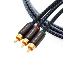 Series 4 Component Video-.5m