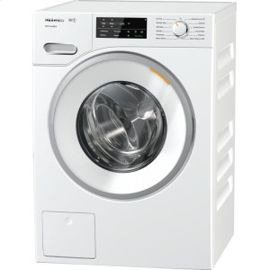MieleW1 Front-loading washing machine with CapDosing and WiFiConn@ct.