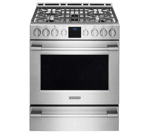 FPGH3077RFFrigidaire 30'' Gas Front Control Freestanding ... on