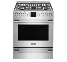 Frigidaire PRO gas package