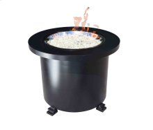 Outdoor Fire Pit : Natural Gas Monaco 32""
