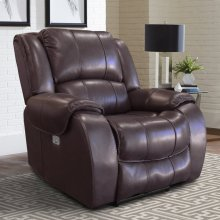 Ulysses Chestnut Power Recliner