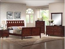 Galinda Grey Bedroom