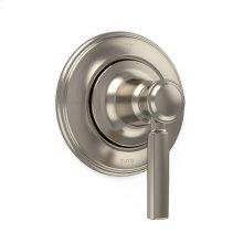 Keane™ Volume Control Trim - Brushed Nickel