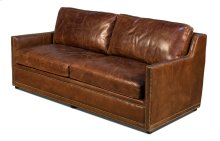 The Uptown Leather Sofa