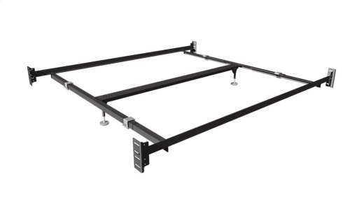 757-CK Bolt-On Bed Rails for California King Beds  Bed Rails