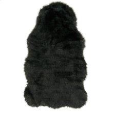 Charcoal / Black Rug