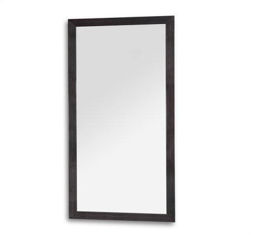 Larson Floor Mirror - Smoked Grey Oak