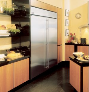 "GE Monogram® 36"" Built-In All Freezer"