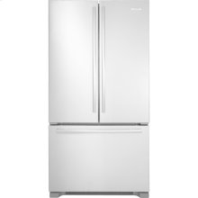 "Cabinet Depth French Door Refrigerator with Internal Dispenser, 72""(h), Euro-Style Stainless Handle"