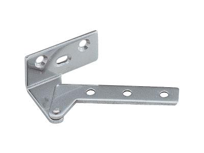 Overlay Door Pivot Hinge